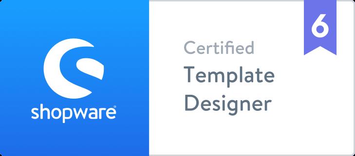 shopware6-certified-template-designer
